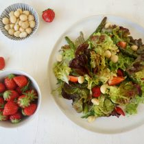 THE ULTIMATE SPRING SALAD