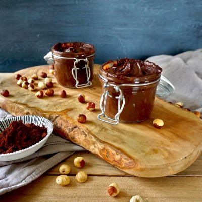 homemade, nutella, hazelnuts skinned, foodporn, recipe, vegan, best ever